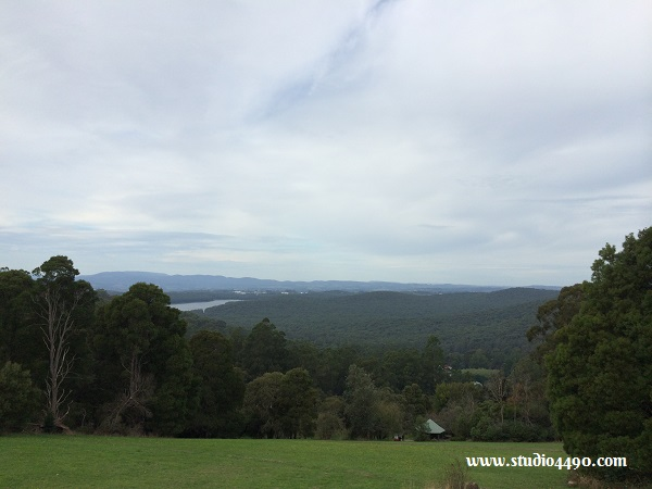 View from Kalorama Park Lookout